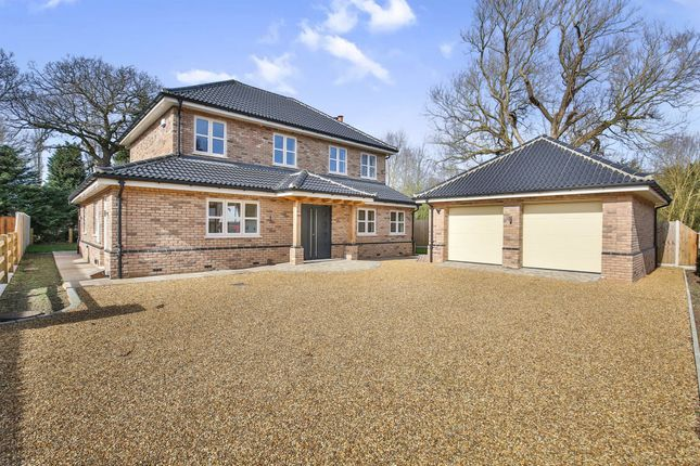 Thumbnail Detached house for sale in Yarmouth Road, Blofield, Norwich