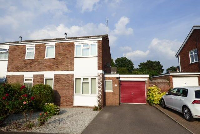 3 bed semi-detached house for sale in Kempston, Beds