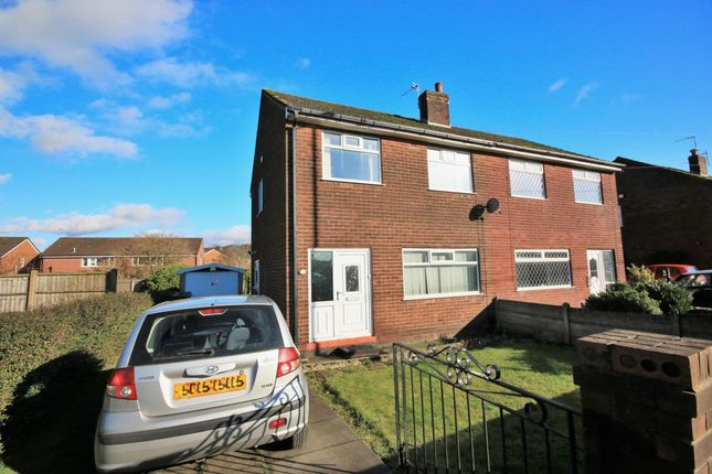 Thumbnail Semi-detached house to rent in Cale Lane, Aspull, Wigan