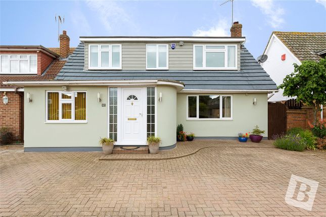 Thumbnail Detached house for sale in Railway Approach, Laindon, Essex