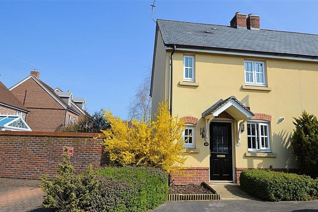 2 bed semi-detached house to rent in Acorn Gardens, Burghfield Common, Reading RG7