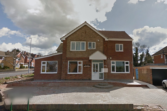 Thumbnail Link-detached house for sale in Brookside Drive Brookside Drive, Oadby