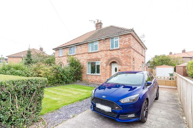 Thumbnail Semi-detached house to rent in Mowbray Road, Catterick, Richmond