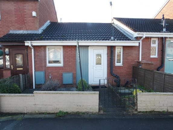 Front of Elephant Lane, St Helens, Merseyside, Uk WA9
