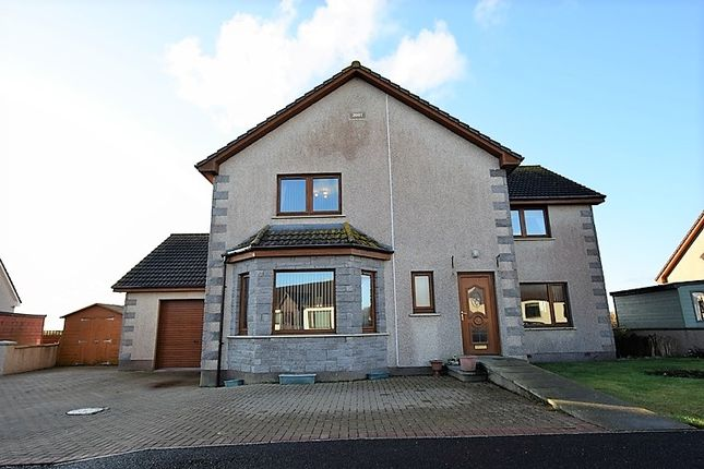 Thumbnail Detached house for sale in Taigh-Na-Greine, 23 Swanson Drive, Wick