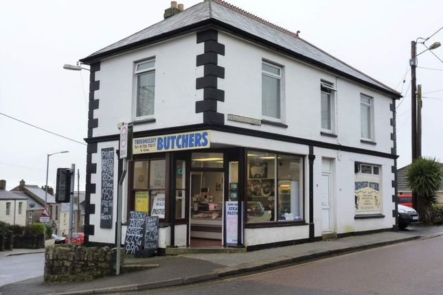 Thumbnail Retail premises for sale in St Austell, Cornwall
