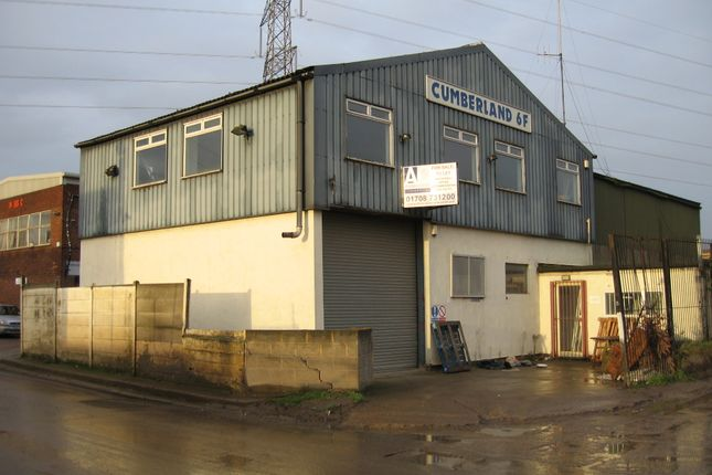 Thumbnail Warehouse for sale in Ferry Lane, Rainham