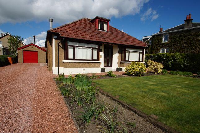 Thumbnail Detached bungalow for sale in Kirkintilloch Road, Lenzie