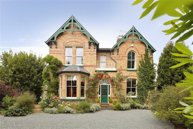 Thumbnail Detached house for sale in Weston Lane, Oswestry