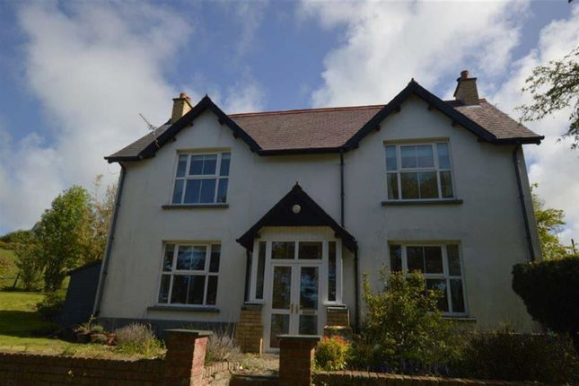 Thumbnail Detached house for sale in Brynteg, Primrose Hill, Llanbadarn Fawr, Aberystwyth