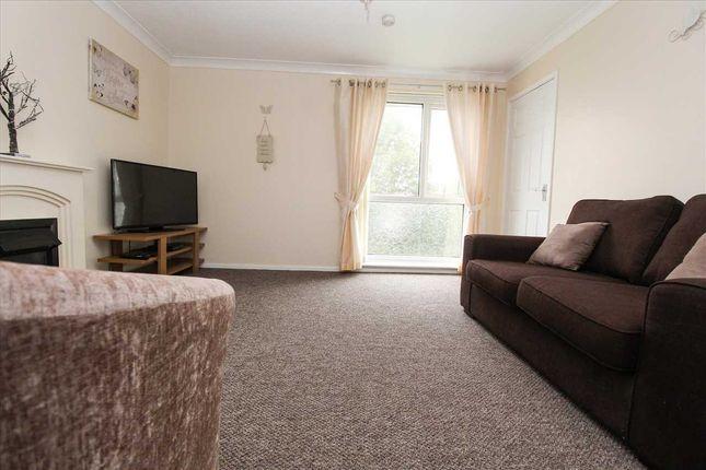 Living Room of Newlyn Drive, Parkside Dale, Cramlington NE23