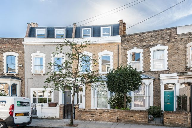 Thumbnail Terraced house for sale in Aden Grove, London