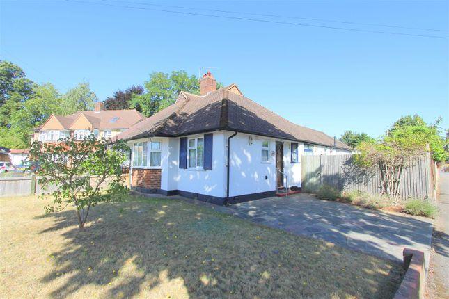 Thumbnail Semi-detached bungalow for sale in The Holt, Wallington