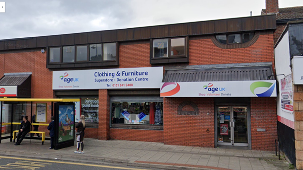 Retail premises for sale in New Chester Road, Birkenhead