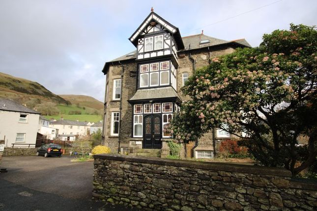 Thumbnail Flat for sale in Flat 2, Highfield House, Sedbergh.