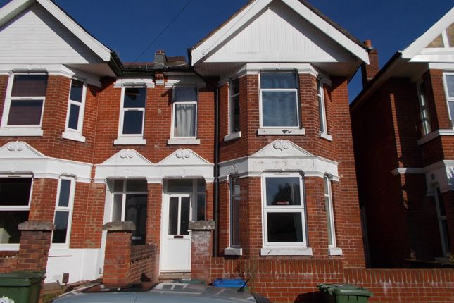 Thumbnail Terraced house to rent in Highfield Crescent, Southampton