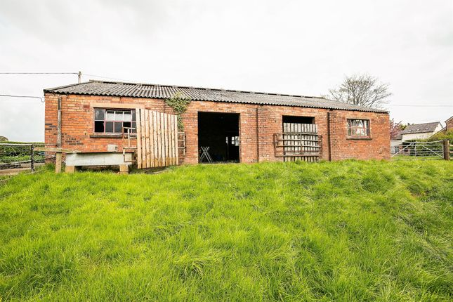 Thumbnail Barn conversion for sale in Tilstone Bank, Tilstone Fearnall, Tarporley