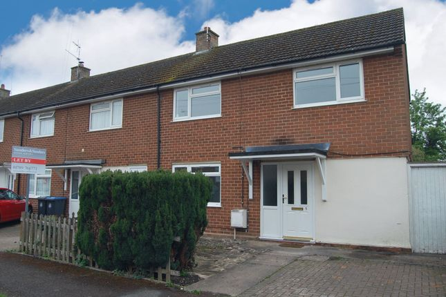 3 bed terraced house to rent in Arrow Crescent, Alcester B49