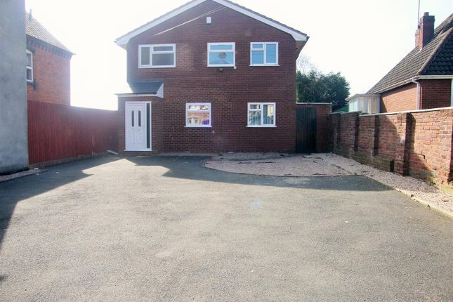 4 bed detached house for sale in Mill Street, Cannock