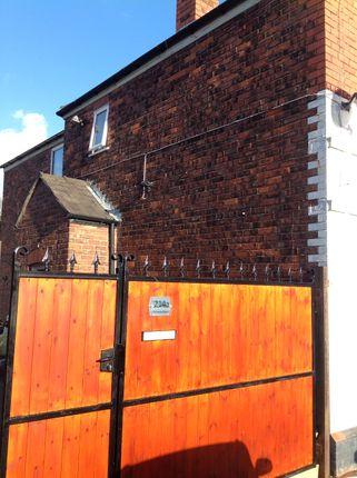 Thumbnail Maisonette to rent in Princes Road, Ellesmere Port