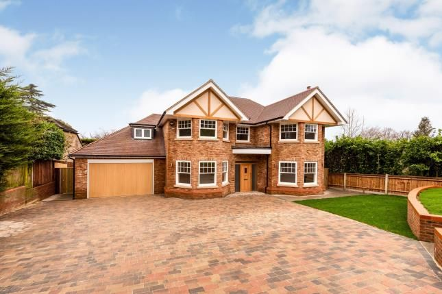 Thumbnail Detached house for sale in Leatherhead, Surrey, Uk