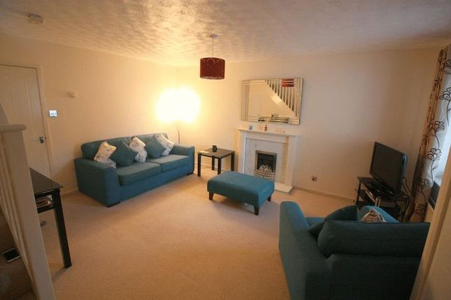 Thumbnail Detached house to rent in Studland Close, Mansfield Woodhouse, Notts