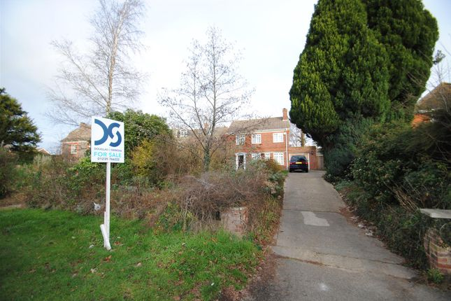 Thumbnail Detached house for sale in Charlton Village Road, Charlton, Wantage