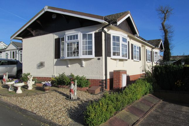 Thumbnail Mobile/park home for sale in Highley Park (Ref 5561), Highley, Bridgnorth, Shropshire