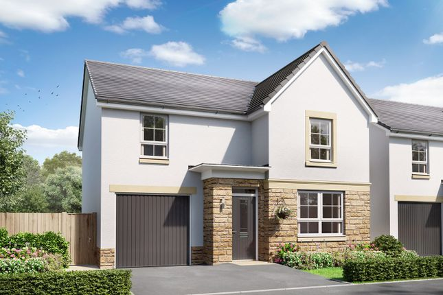 Thumbnail Detached house for sale in Glenluce Drive, Bishopton