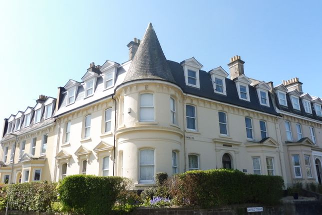 Thumbnail Flat for sale in Garfield Terrace, Stoke, Plymouth