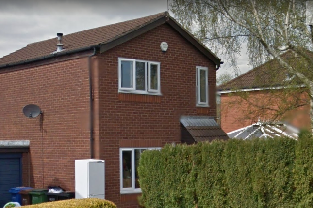 Thumbnail Detached house to rent in Rushton Drive, Bramhall, Stockport