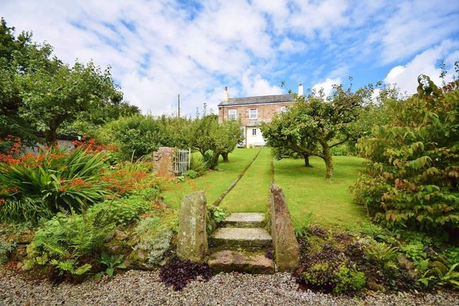 Thumbnail Detached house for sale in Retire, Bodmin