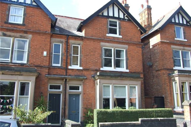 Thumbnail Semi-detached house for sale in Highfield Road, Derby