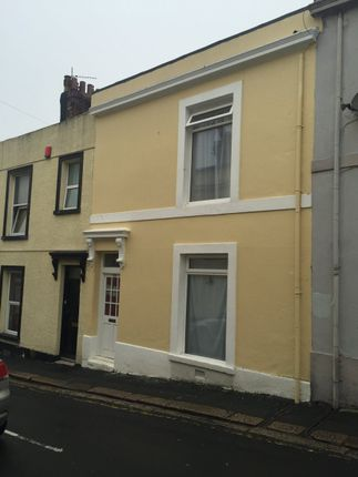 Thumbnail Terraced house to rent in Chedworth Street, Plymouth