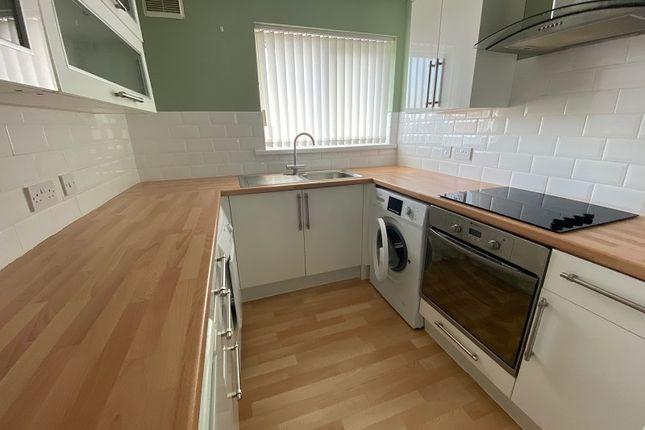 Kitchen of Albermalre Court, Cranleigh Rise, Rumney, Cardiff. CF3