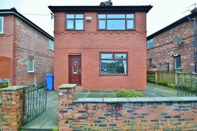 Thumbnail Detached house for sale in St. Georges Drive, Moston, Manchester