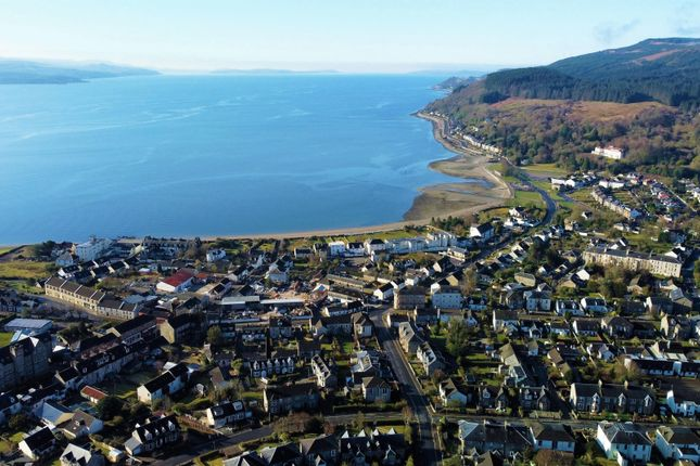 Thumbnail Flat for sale in 13 Victoria Road, Dunoon