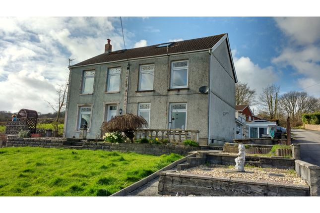 Thumbnail Detached house for sale in Pontyberem, Llanelli