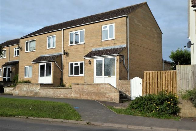 Thumbnail Terraced house to rent in Knightstone Close, Kingsbury Episcopi, Martock
