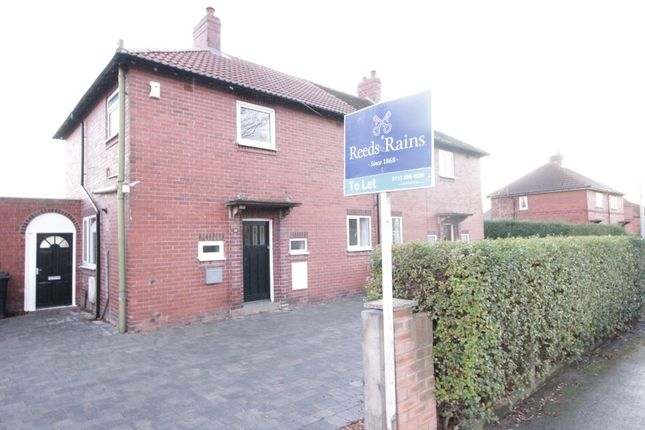 Thumbnail Semi-detached house to rent in Oak Drive, Garforth, Leeds