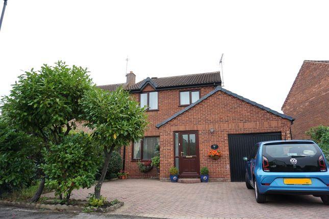 Thumbnail Detached house for sale in Bridgewater Park Drive, Skellow, Doncaster