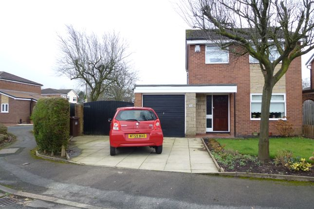 3 bed detached house for sale in St James Gardens, Leyland