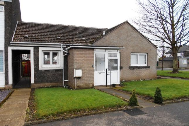 Thumbnail Bungalow to rent in Main Street, Cairneyhill, Fife
