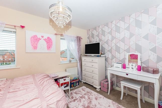 Bedroom Four of Kenneth Close, Prescot, Merseyside L34
