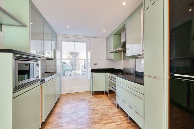 Thumbnail Terraced house to rent in Shellwood Road, Battersea