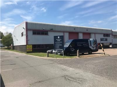 Thumbnail Industrial for sale in Knights Park, Knight Road, Strood, Rochester