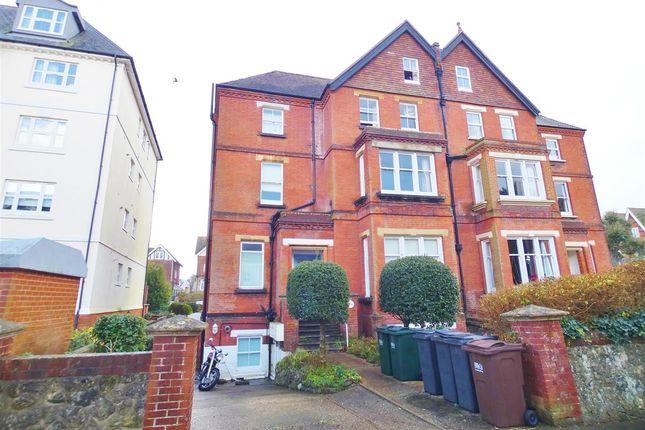 Thumbnail Flat for sale in Flat 3, 4 Jevington Gardens, Eastboure