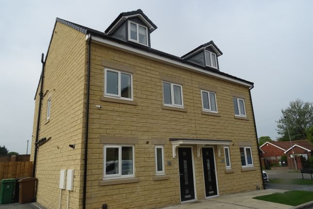 Thumbnail Semi-detached house for sale in St. Teresas Close, Hartlepool