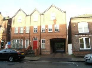 Thumbnail Flat to rent in Museum Street, Warrington