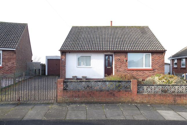 Thumbnail Detached bungalow for sale in Highwood Crescent, Carlisle